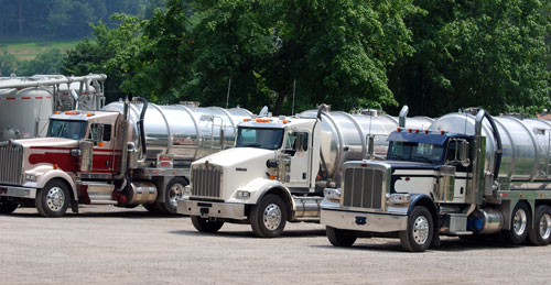SSI Feedstock Transportation